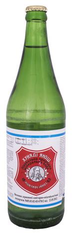 Хуняді Янош Вода високомінералізована лікувальна негазована 700 мл 1 пляшка