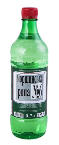 Моршинська Ропа №6 розчин 700 мл 1 флакон