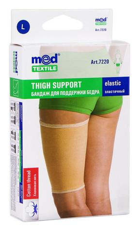 MedTextile 7220 Бандаж для підтримки стегна еластичний розмір L 1 шт