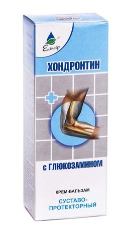 Еліксір Хондроітин з глюкозаміном крем-бальзам 75 мл 1 туба