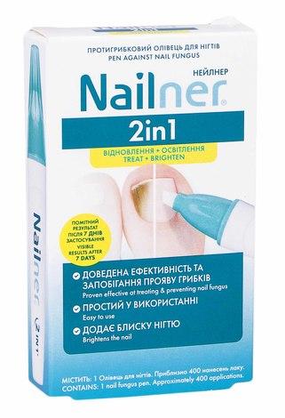 Nailner Олівець для нігтів протигрибковий 4 мл 1 шт