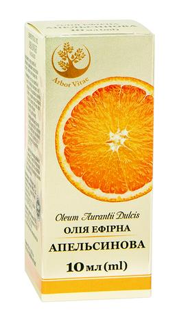 Arbor Vitae Олія ефірна Апельсинова 10 мл 1 флакон