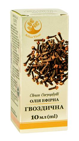Arbor Vitae Олія ефірна Гвоздична 10 мл 1 флакон