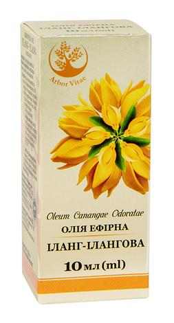Arbor Vitae Олія ефірна Іланг-ілангова 10 мл 1 флакон