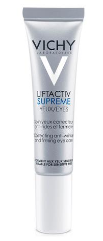 Vichy Liftactiv Засіб глобальної дії проти зморшок для контуру очей 15 мл 1 туба