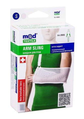 MedTextile 9905 Бандаж для руки підтримуючий з додатковою фіксацією розмір S 1 шт