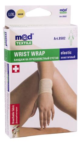 MedTextile 8502 Бандаж на променево-зап`ястний суглоб еластичний розмір L/XL 1 шт