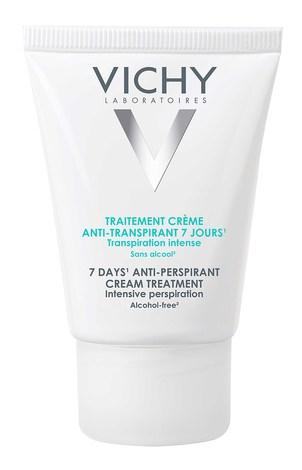 Vichy Дезодорант-крем 7 днів 30 мл 1 туба