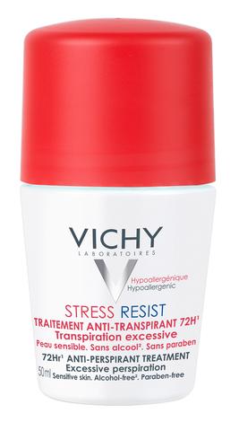 Vichy Дезодорант кульковий інтенсивний захист в стрессових ситуаціях 72 години 50 мл 1 флакон
