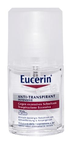 Eucerin Антиперспірант-спрей 72 години захисту проти надлишкового потовиділення 30 мл 1 флакон