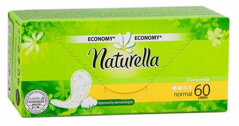 Naturella Normal Camomile Прокладки щоденні 60 шт