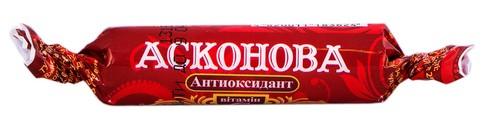 Асконова Антиоксидант таблетки 10 шт