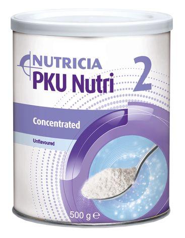 Nutricia ФКУ Нутрі 2 Концентрат Спеціалізоване харчування 500 г 1 банка