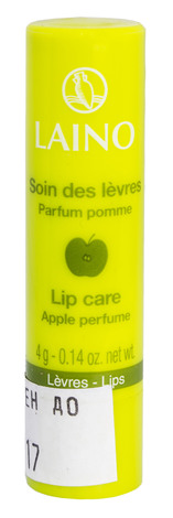 Laino Бальзам для губ Яблуко 4 г 1 стік