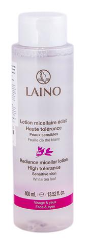 Laino Лосьйон міцелярний сяяння для чутливої шкіри обличчя та очей 400 мл 1 флакон
