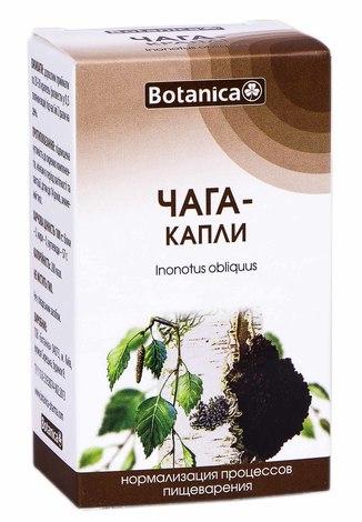 Botanica Чага краплі 50 мл 1 флакон