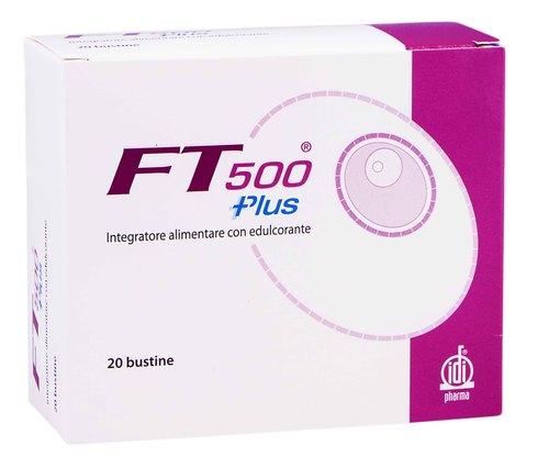 ФТ 500 Плюс порошок 20 пакетів