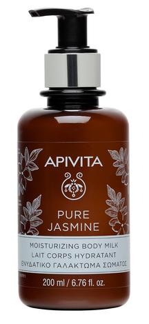 Apivita Pure Jasmine Молочко зволожувальне для тіла 200 мл 1 флакон