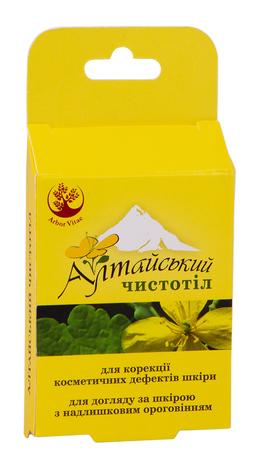 Arbor Vitae Чистотіл Алтайський 1,5 мл 1 флакон