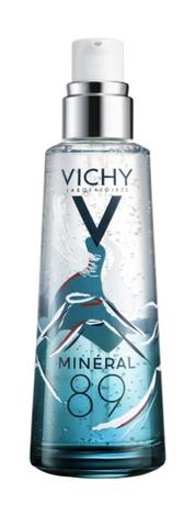 Vichy Mineral 89 Гель-бустер щоденний зволожуючий, що зміцнює захисний бар'єр та посилює пружність шкіри 75 мл 1 флакон