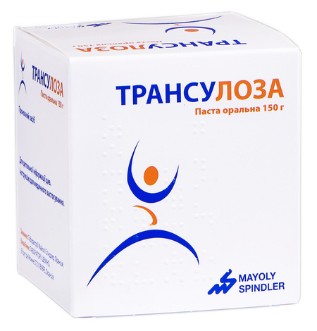 Трансулоза паста для орального застосування 150 г 1 банка