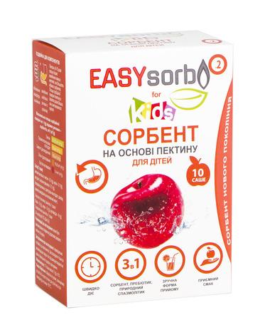 Сорбент EASYsorb для дітей порошок для орального розчину 10 саше