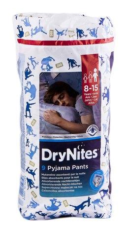Huggies DryNites Трусики-підгузки нічні для хлопчиків 8-15 років 9 шт