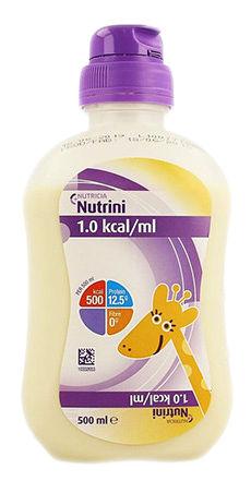 Nutricia Нутріні Функціональне дитяче харчування суміш рідка 500 мл 1 флакон