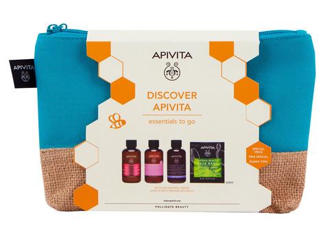 Подорожуй разом з Apivita 1 набір