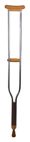 Dr.Frei GM925L Милиця з пахвовою опорою регульована 1 шт