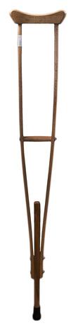 Світ літньої людини Медок Милиця підпахвова дерев'яна MED-21-01M 1 шт
