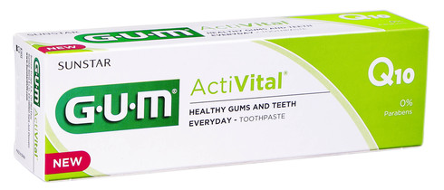 Gum Activital Зубна паста 75 мл 1 туба
