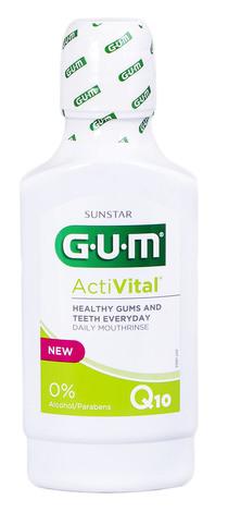 Gum Activital Ополіскувач для порожнини рота 300 мл 1 флакон