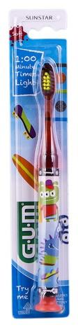 Gum Junior Monster Light-Up Зубна щітка від 7 років 1 шт