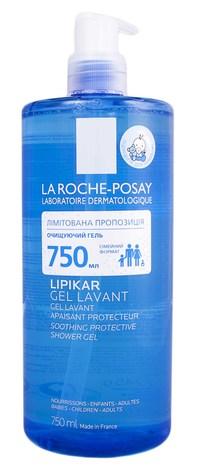 La Roche-Posay Lipikar Lavant очищуючий гель 750 мл 1 флакон