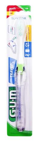 Gum Travel Зубна щітка дорожня 1 шт