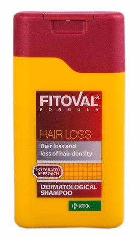 Fitoval Шампунь проти випадіння волосся 100 мл 1 флакон