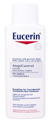 Eucerin AtopiControl Лосьйон для атопічної шкіри тіла 250 мл 1 флакон