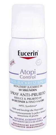 Eucerin AtopiControl Спрей проти свербіння 50 мл 1 флакон
