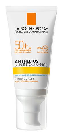 La Roche-Posay Anthelios Крем сонцезахисний для шкіри схильної до сонячної непереносимості SPF-50+ 50 мл 1 туба