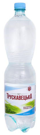 Трускавецька Вода мінерально-столова негазована 1,5 л 1 пляшка