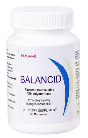 Балансід капсули 150 мг 30 шт