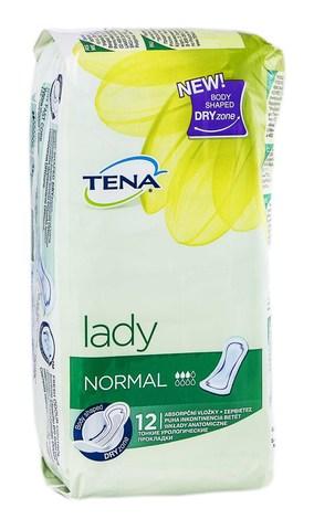 Tena Lady Normal Прокладки урологічні жіночі 12 шт