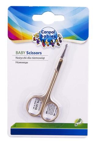 Canpol Babies Ножиці для немовлят (9/813) 1 шт
