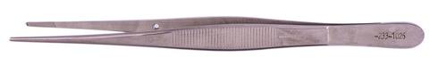 Surgiwell Пінцет хірургічний очний прямий 18 см 1 шт