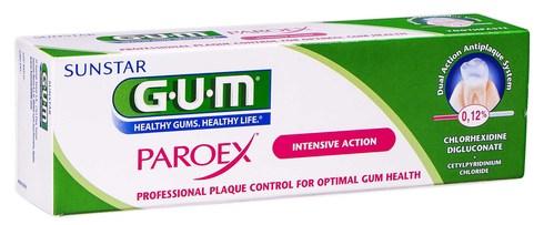 Gum Paroex 0,12% Зубна паста 75 мл 1 туба