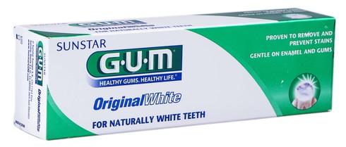 Gum Original White Зубна паста 75 мл 1 туба
