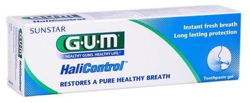 Gum Halicontrol Зубна паста-гель 75 мл 1 туба