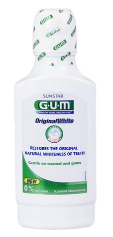 Gum Original White Ополіскувач для ротової порожнини 300 мл 1 флакон
