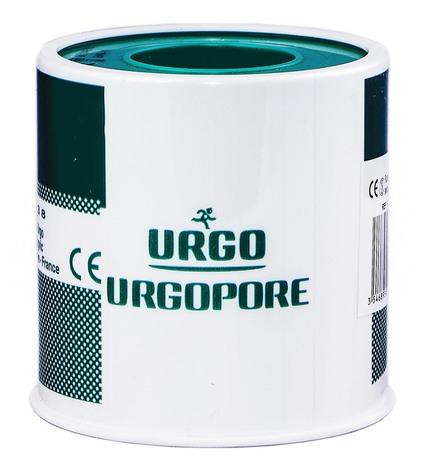 Urgo Ургопор пластир 5 м х 5 см 1 шт